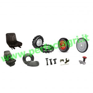 Components and accessories