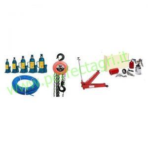 Equipment for workshop