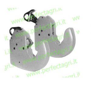 Automatic hooks for lower links CBM